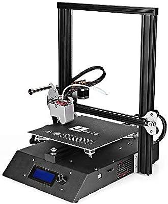 Elelight - Impresora 3D (alta precisión, pantalla LCD, marco ...