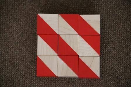 WAIS-III Block Design (Box of Blocks) (Wechsler Adult Intelligence Test)