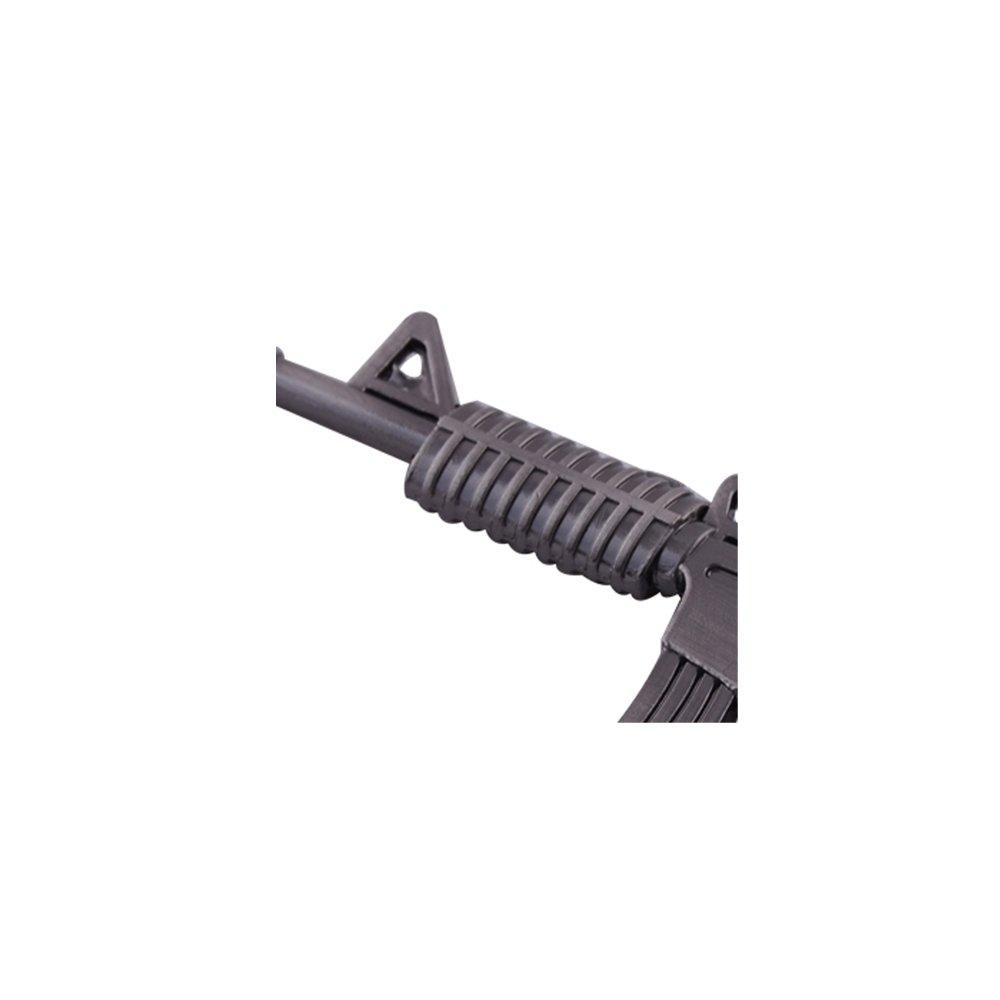 Mallofusa miniatura gris metal m4 a1-a Rifle de asalto ...