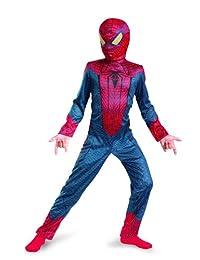 Amazing Spider-Man Classic Jumpsuit Costume Child