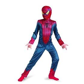 The Amazing Spider-man Movie Classic Costume 41oOSJSC2RL