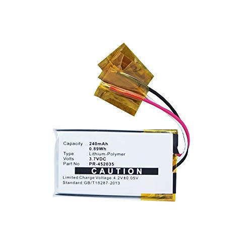 Bateria Pr-452035 Para Bose Qc20 Qc20i Quietcomfort 20 20i