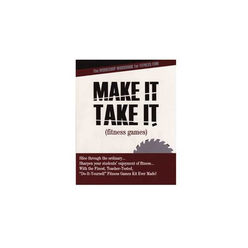 BSN Make It Take It Fitness Games Book
