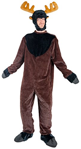 Male Moose Costume (Adult Moose Costume)