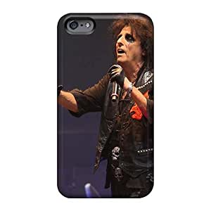 CalvinDoucet Apple Iphone 6s Perfect Hard Phone Case Unique Design High-definition Alice Cooper Band Skin [Xlg1982fHhu]