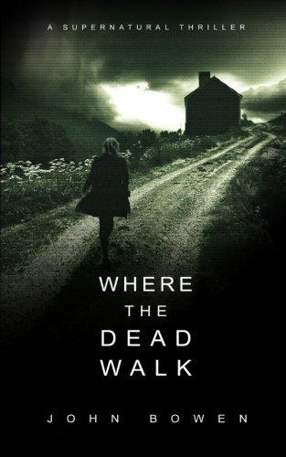 book cover of Where the Dead Walk