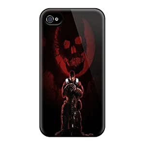 Best Cell-phone Hard Cover For Iphone 6 (asY18405LNiR) Provide Private Custom Fashion Gears Of War 3 Image