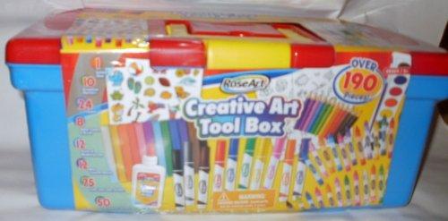 Roseart Creative Art Tool Box product image