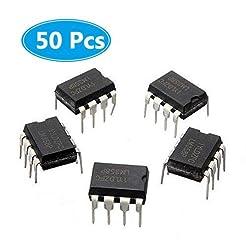 MCIGICM 50pcs ic dip lm358 Operational A...