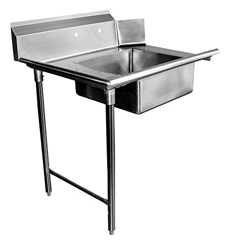 Heavy Duty Stainless Steel Soiled Dishtable 24