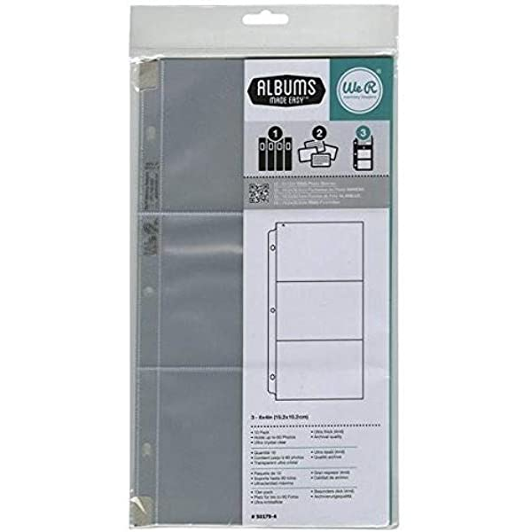 SEI CRAFTS MINUTE MEMORIES 4X6 RECIPE BOOK ALBUM WITH PAGE PROTECTORS NEW A18366