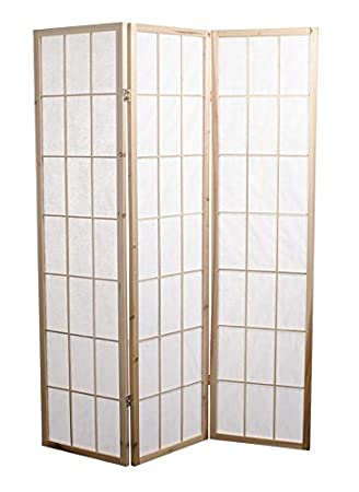 fine asianliving room divider paravent folding screen japanese shoji