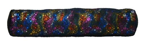 Brunton International Starbrite Foil Stamp Bolster Pillow, 8 by 36-Inch, (Brunton Star)