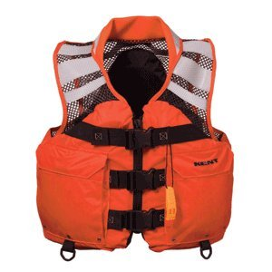 Kent SAR Mesh Search and Rescue Commercial Life Vest, 3XL -