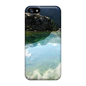 For Iphone 6 plus 5.5 (nature Reflections) PC mobile Protective Stylish Cases case Runing's case