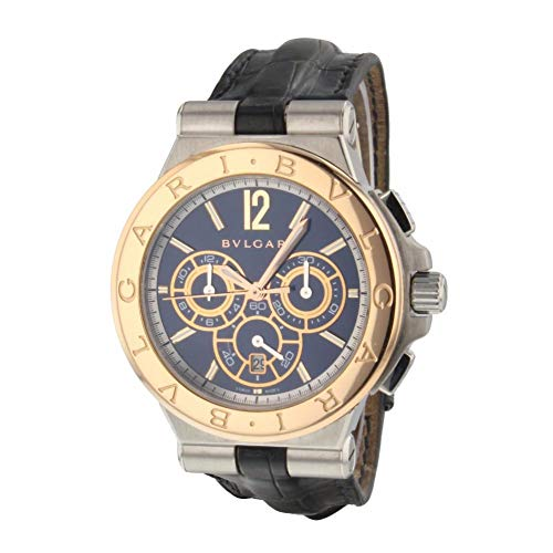 Bvlgari Diagono Automatic Male Watch DG42C3SPGLDCH (Certified Pre-Owned)