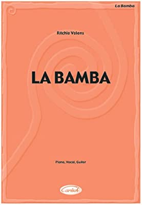 Ritchie Valens: La Bamba (Sheet): Amazon.es: Valens, Ritchie ...