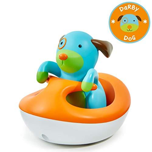 Brinquedo para Banho Linha Zoo Jet Ski Cachorro a Bateria - Skip Hop