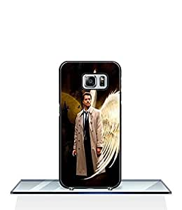 Movie Supernatural Galaxy S6 Edge Plus Funda Case, Protecive Snap On Anti Slip Vintage Personalized Ultra Slim Fit for Samsung Galaxy S6 Edge Plus (Just fit for S6 Edge Plus)
