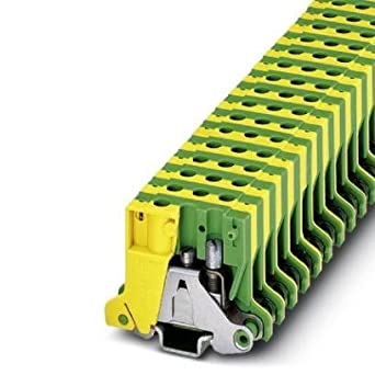 DIN Rail Terminal Blocks 1P 7 5mm MSLKG5 (1 piece): D