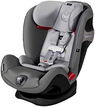 Cybex Eternis S Car Seat, Manhattan Grey