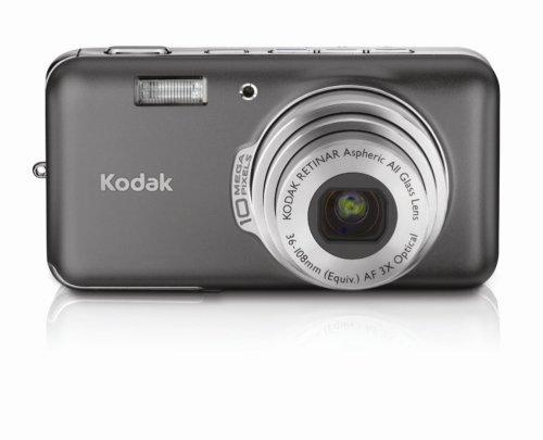 Kodak Easyshare V1003 10 MP Digital Camera with 3xOptical Zoom (Slate Gray)