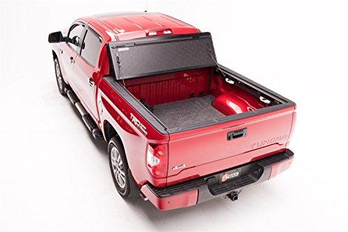 BAK Industries BAKFlip G2 Hard Folding Truck Bed Cover 226204 2002-18 DODGE Ram 8' ()