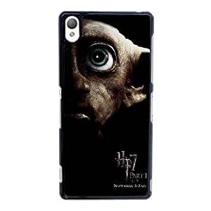Harry Potter Dobby Cotizaciones B5H76E9BF caso de funda sony Xperia Z3 funda 6637I8 negro