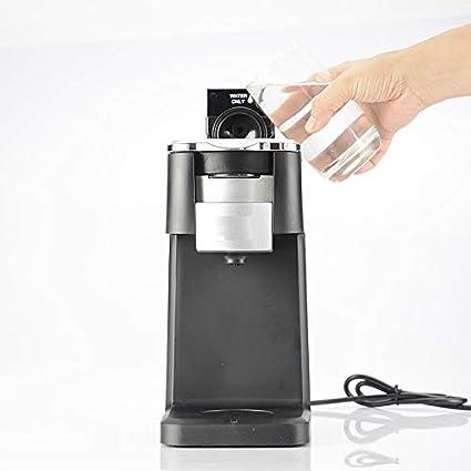 WUTONGMáquina de café de la cápsula Máquina de café portátil de la cápsula de hogar Taza