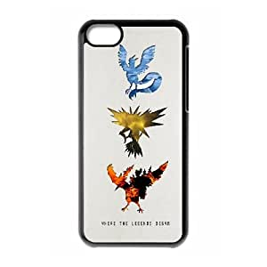 iPhone 5C Phone Case Pokemon iC-C29734