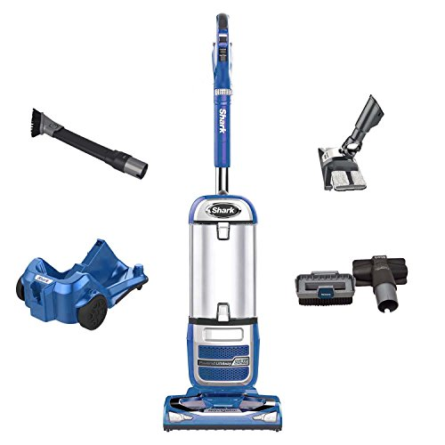 Shark Navigator 2-in-1 Powered Lift-Away and Upright DLX Vacuum, Blue   NV581QBL (Shark Navigator Vacuum Tools compare prices)