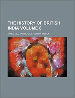Book The history of British India Volume 8