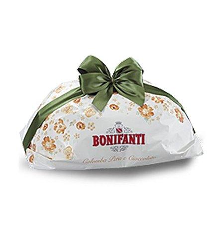Bonifanti - Colomba (Paloma) Artesanal con Peras Confitadas y Chocolate 1kg: Amazon.es: Alimentación y bebidas