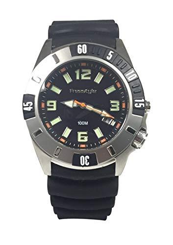 Freestyle Men's Shark Black TIP Water Proof Watch 75301