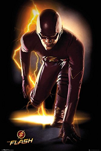 The Flash - Speed Poster 24 x 36in