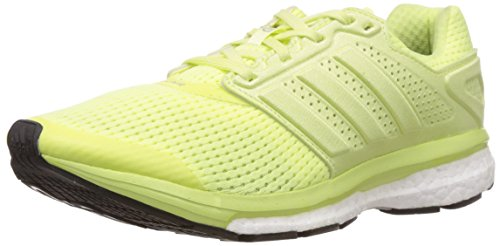 adidas Supernova Glide Boost 7 Women's Running Shoes - 6 - Green (Adidas Supernova Glide 6)