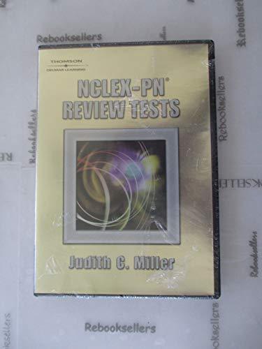 Delmar's NCLEX-PN Review Tests
