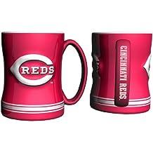 Boelter Brands MLB Unisex Relief Sculpted Mug