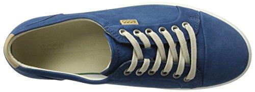 Ecco Damen Soft 7 Ladies Sneakers Blau (2269poseidon)