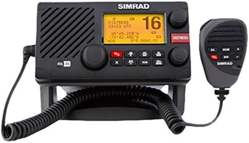 Simrad Seefunkanlage RS35 UKW - Electrónica náutica, Talla Standard: Amazon.es: Deportes y aire libre