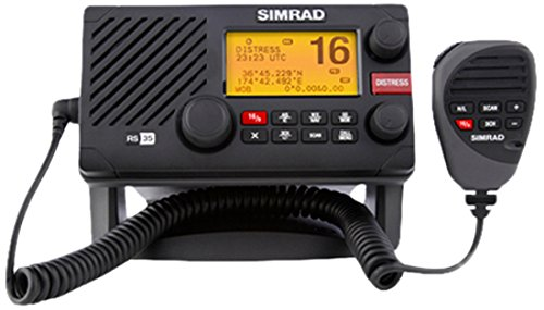 Simrad RS35 VHF Radio w/AIS & NMEA 2000 Connectivity by Simrad
