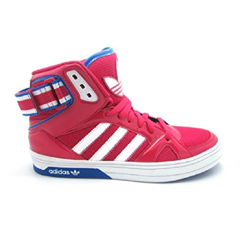adidas , Damen Sneaker Mehrfarbig Rosa/Weiß