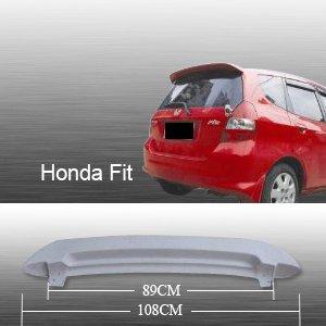 Spoiler for Honda Fit 09 10 11 12 13 (Honda Fit Spoiler)
