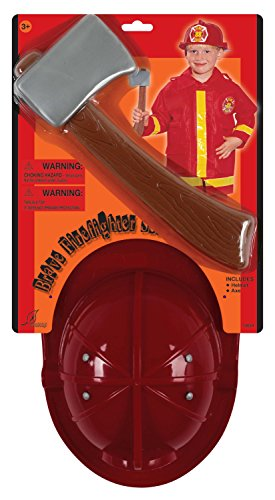 Seasons Brave Firefighter Pretend Play Set