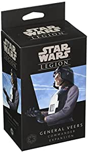 Fantasy Flight Games Current Edition Star Wars Legion General Veers Board Game