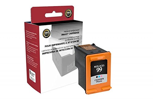 99 C9369wn Photo Cartridges - Inksters Remanufactured Ink Cartridge Repalcement for HP C9369WN (HP 99) - Photo