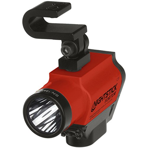 Nightstick XPP-5466R FORTEM Intrinsically Safe Headlamps, Red