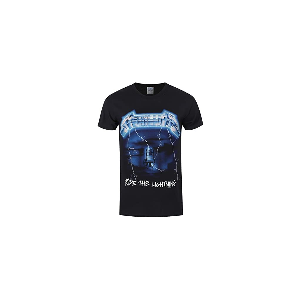 Metallica Ride The Lightning Camiseta