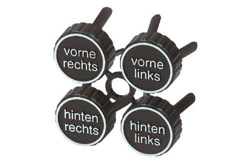 No Name Reifenmarkierung 4-teilig Set