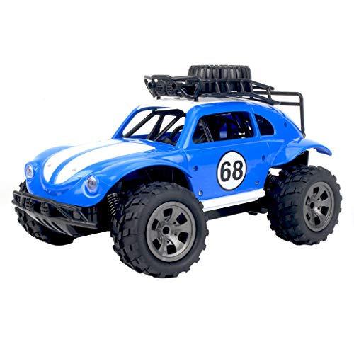 Nivalkid 1:18 2.4G Remote Control 2WD Off-Road Truck High Speed RTR RC Car Toy New Throttle Full Scale Version 1 to 18 Pickup Truck (Injection Frame Car Shell)